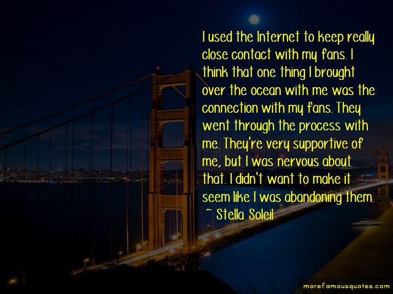 Stella Soleil Quotes