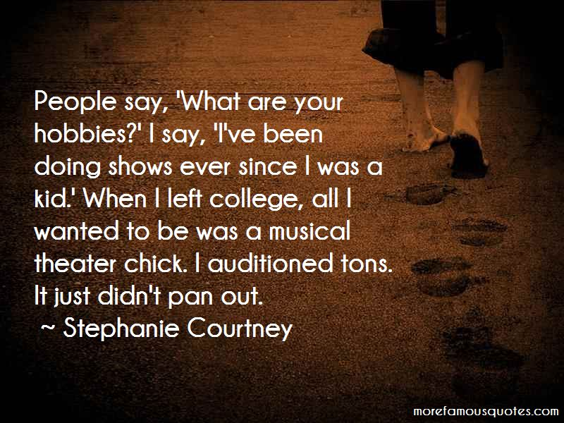 Stephanie Courtney Quotes Pictures 4