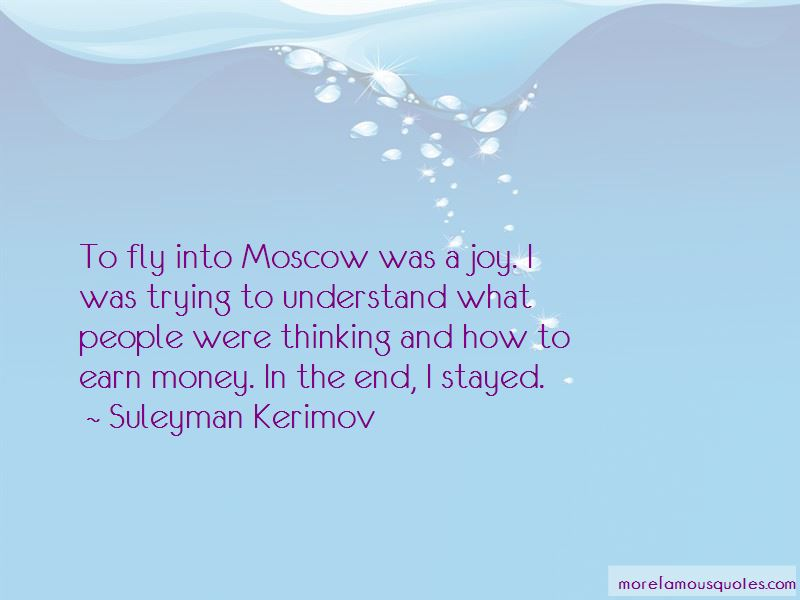 Suleyman Kerimov Quotes Pictures 3