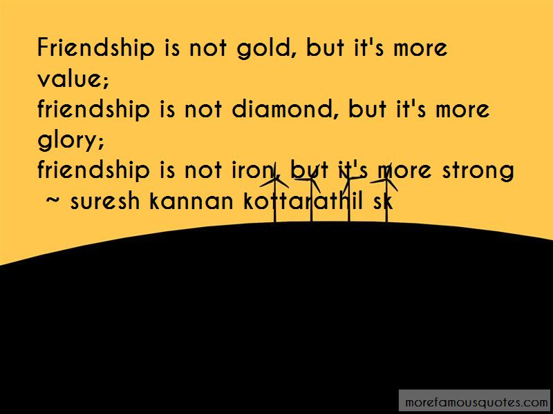 Suresh Kannan Kottarathil Sk Quotes