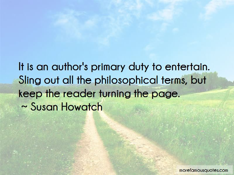 Susan Howatch Quotes Pictures 3