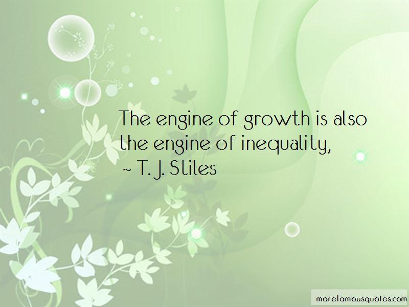 T. J. Stiles Quotes Pictures 4