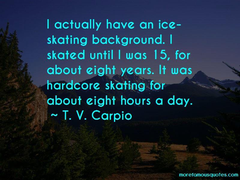T. V. Carpio Quotes Pictures 2