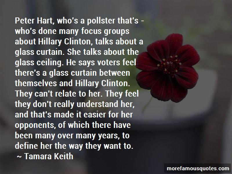 Tamara Keith Quotes
