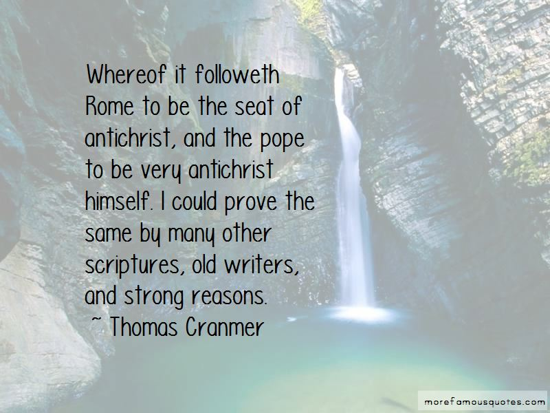 Thomas Cranmer Quotes Pictures 4