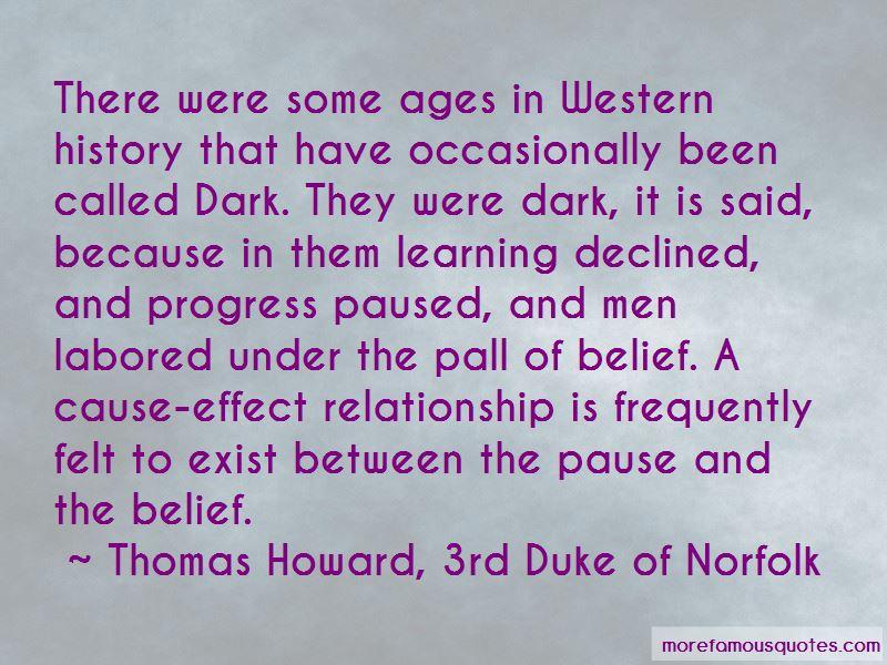 Thomas Howard, 3rd Duke Of Norfolk Quotes