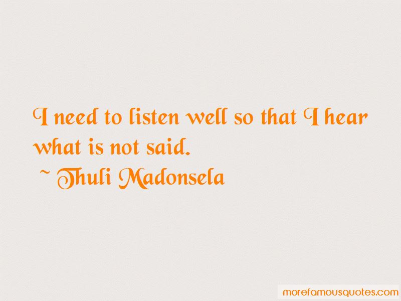 Thuli Madonsela Quotes Pictures 3