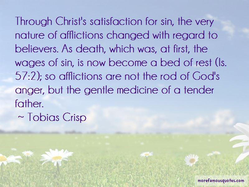 Tobias Crisp Quotes