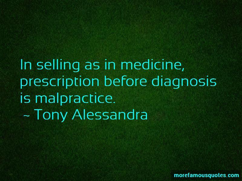 Tony Alessandra Quotes Pictures 4