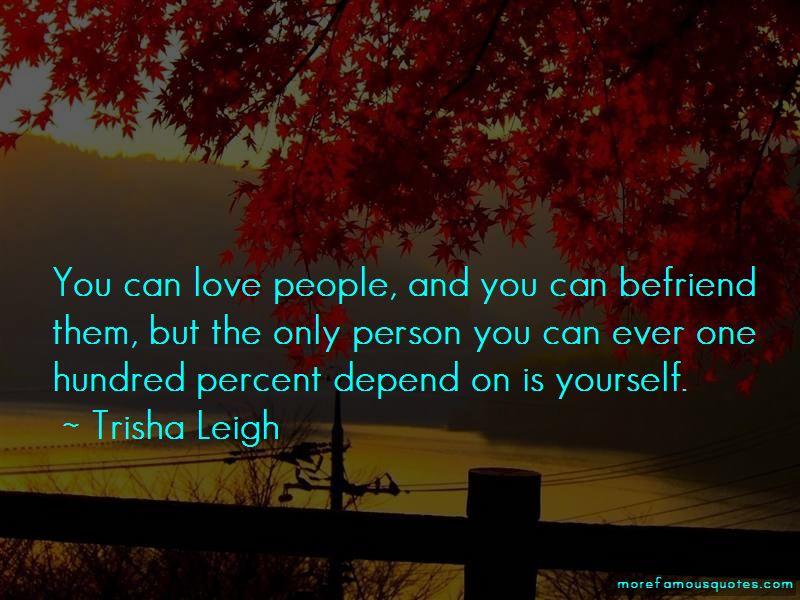 Trisha Leigh Quotes Pictures 2