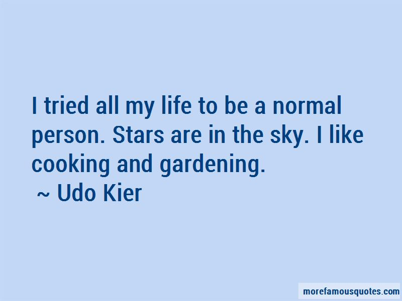 Udo Kier Quotes Pictures 2