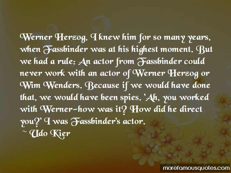 Udo Kier Quotes Pictures 3