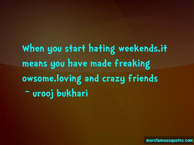 Urooj Bukhari Quotes