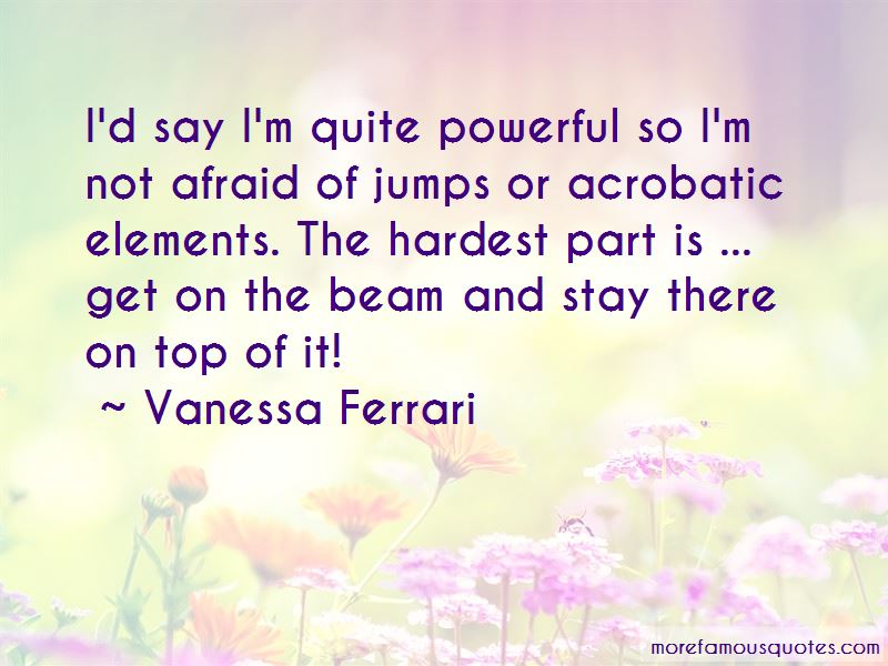 Vanessa Ferrari Quotes Pictures 3