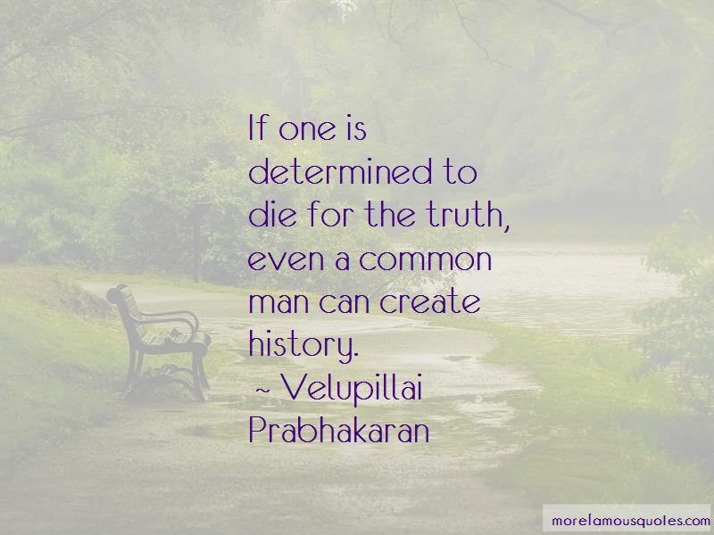 Velupillai Prabhakaran Quotes Pictures 2