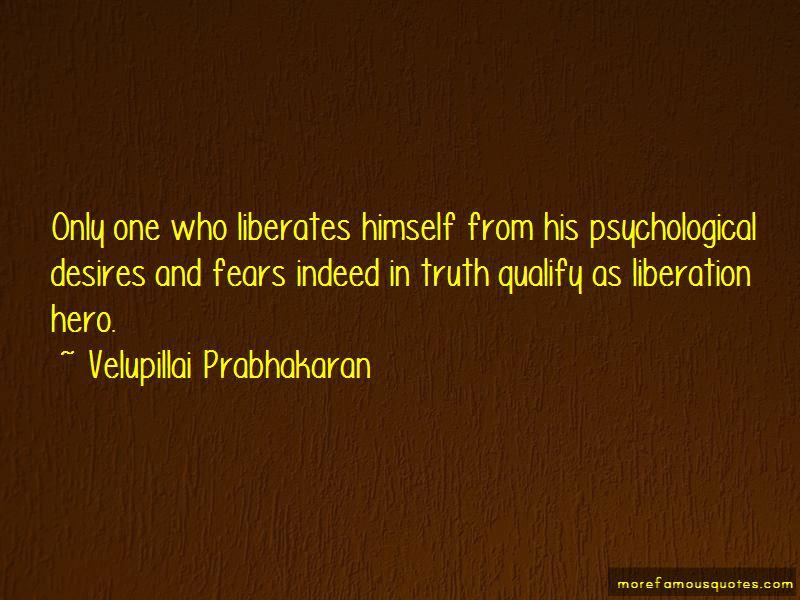 Velupillai Prabhakaran Quotes Pictures 3