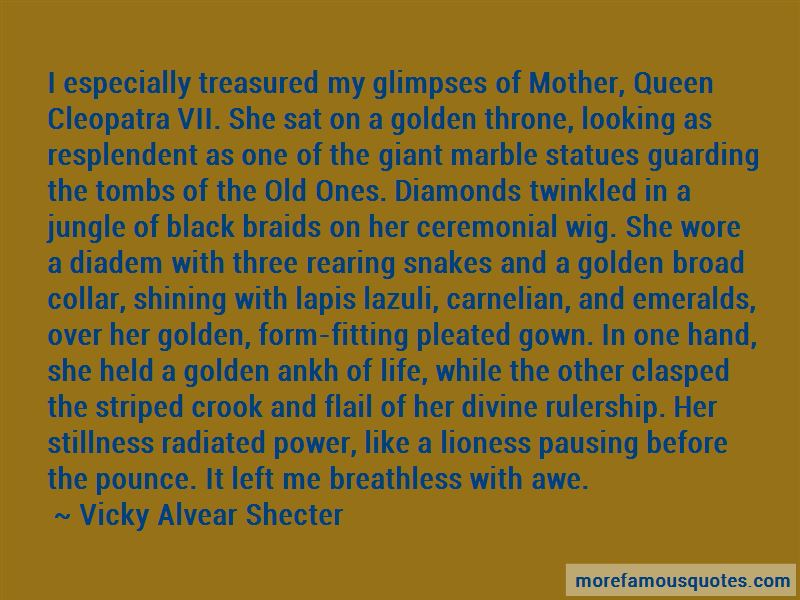 Vicky Alvear Shecter Quotes Pictures 2