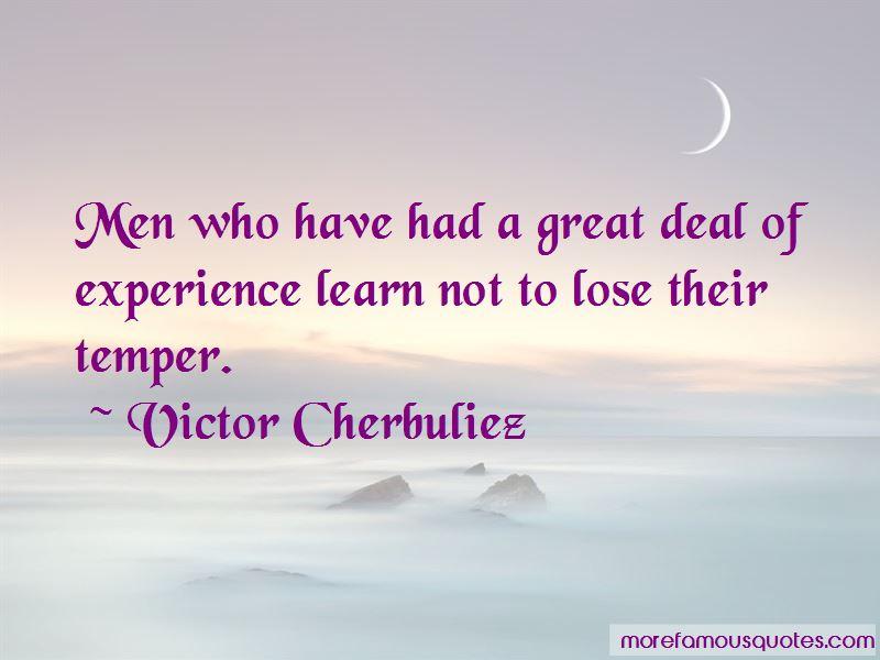 Victor Cherbuliez Quotes Pictures 2