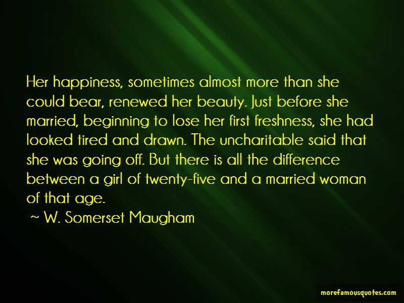 W. Somerset Maugham Quotes Pictures 4