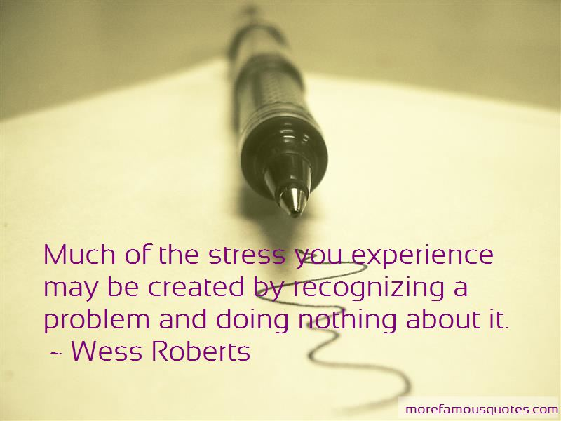 Wess Roberts Quotes Pictures 3