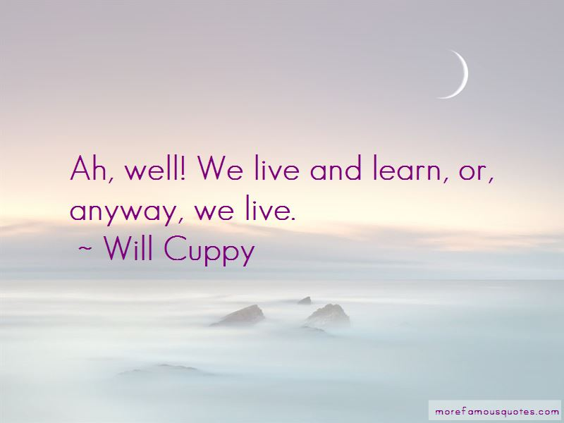 Will Cuppy Quotes Pictures 3