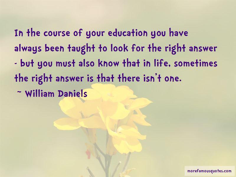 William Daniels Quotes Pictures 3