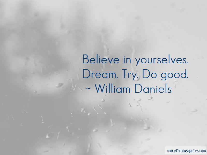 William Daniels Quotes Pictures 4