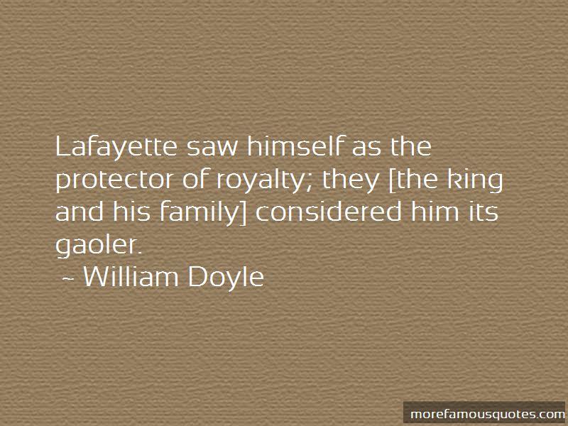 William Doyle Quotes