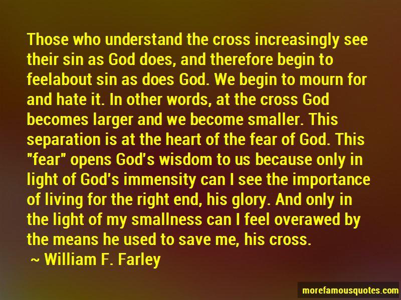 William F. Farley Quotes