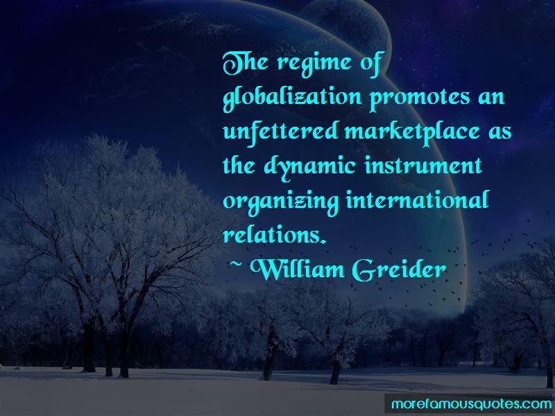 William Greider Quotes