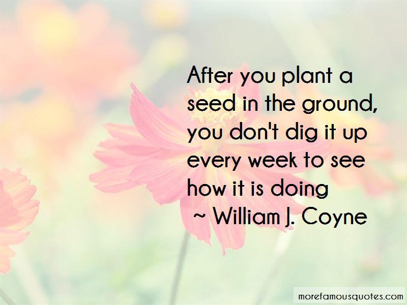 William J. Coyne Quotes