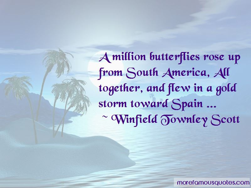 Winfield Townley Scott Quotes