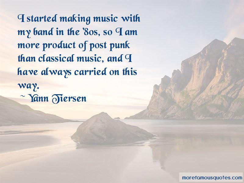 Yann Tiersen Quotes Pictures 3