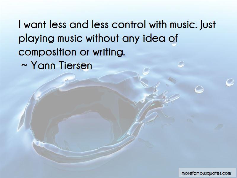 Yann Tiersen Quotes Pictures 4