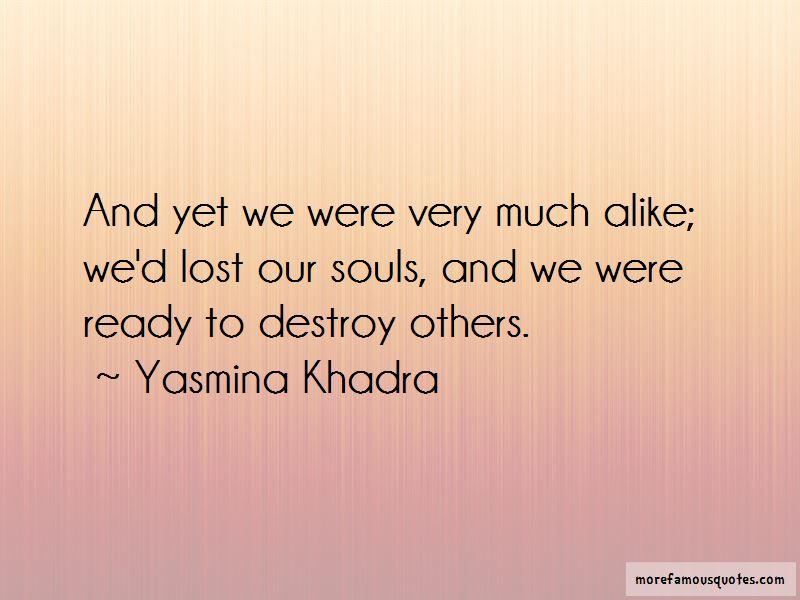Yasmina Khadra Quotes Pictures 2