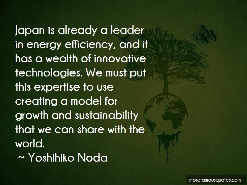 Yoshihiko Noda Quotes Pictures 3