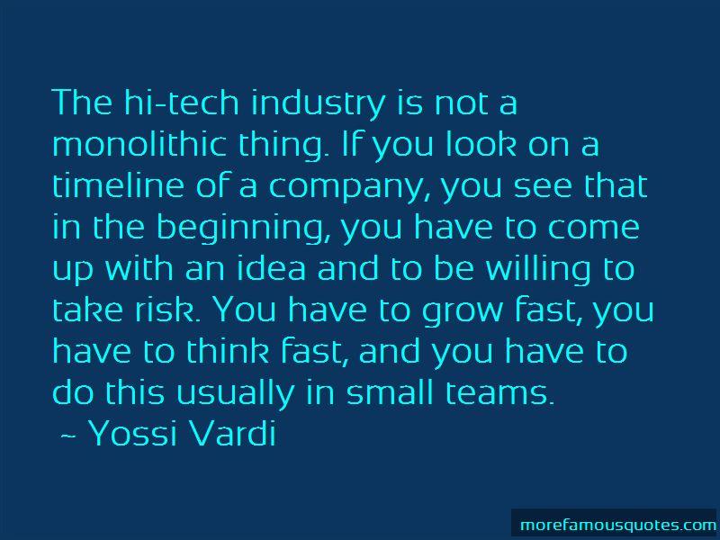 Yossi Vardi Quotes Pictures 2
