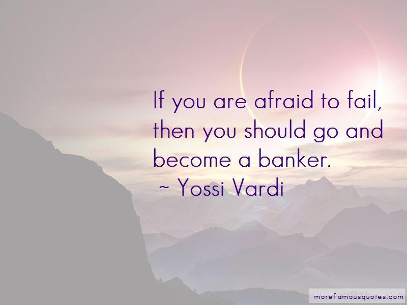 Yossi Vardi Quotes Pictures 3
