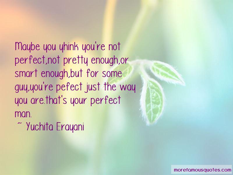 Yuchita Erayani Quotes
