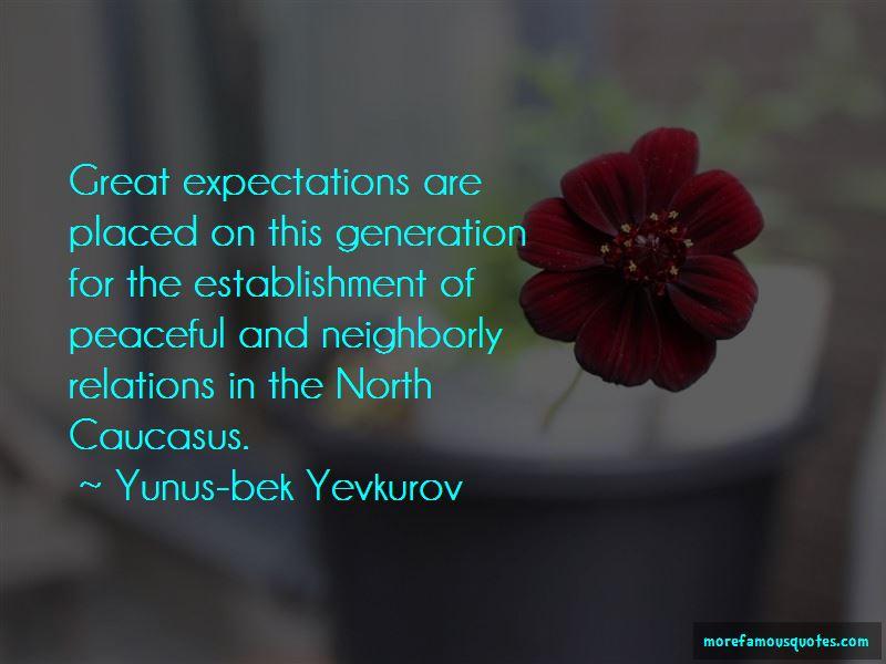 Yunus-bek Yevkurov Quotes