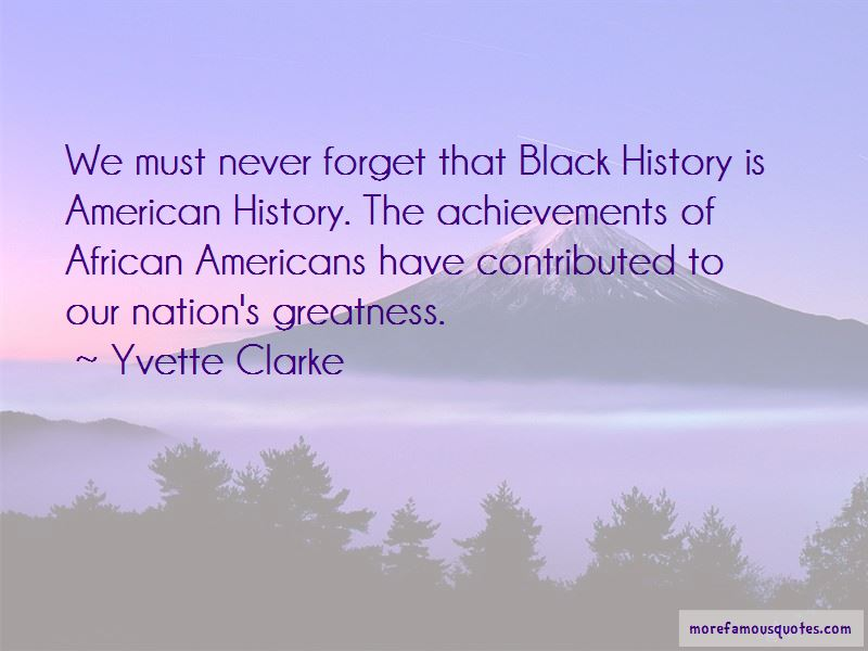 Yvette Clarke Quotes Pictures 3