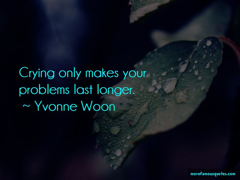 Yvonne Woon Quotes Pictures 2