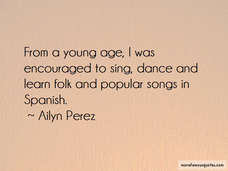 Ailyn Perez Quotes Pictures 4