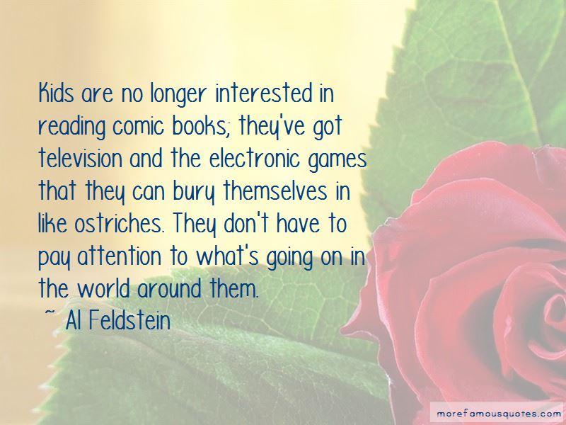 Al Feldstein Quotes Pictures 2