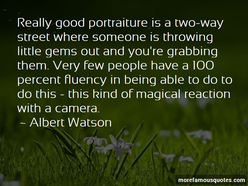 Albert Watson Quotes Pictures 4