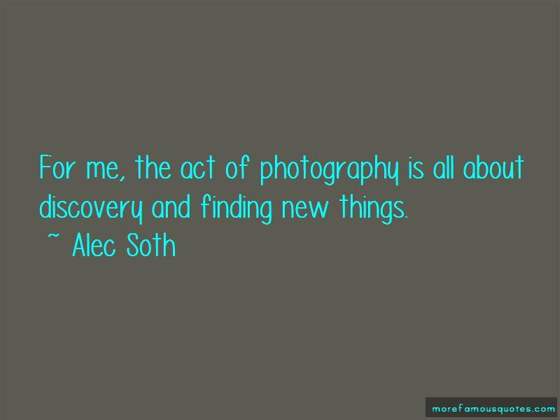 Alec Soth Quotes Pictures 2