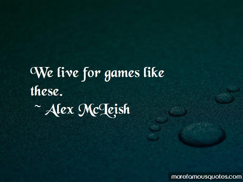 Alex McLeish Quotes Pictures 4