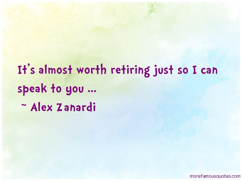 Alex Zanardi Quotes Pictures 2