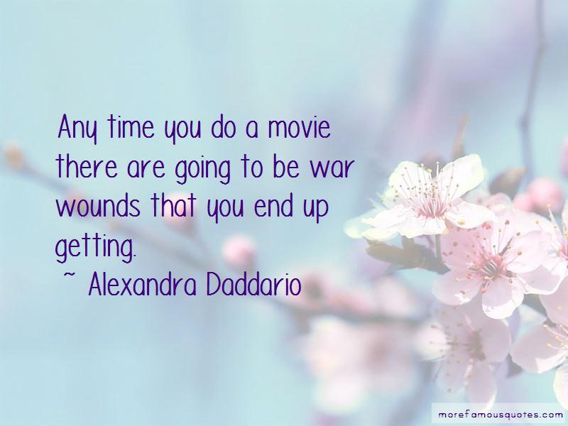 Alexandra Daddario Quotes Pictures 2