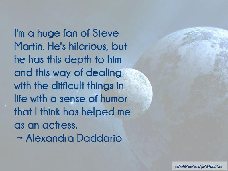 Alexandra Daddario Quotes Pictures 4